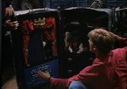 Toulon's trunk in the fourth movie