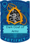 Dark Coat of Arms