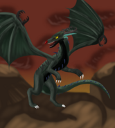 Ravah s fury by poisondragon88-da52b86