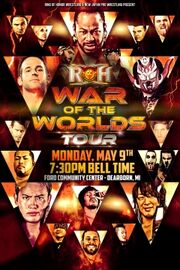 War of the Worlds 2016