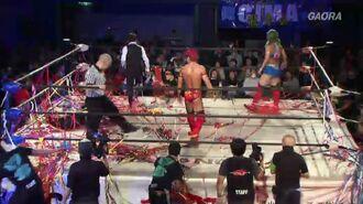 Kotoka (c) vs. Yosuke♥Santa Maria