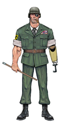 Warlord General