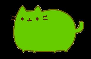 File:Greenpusheen.png