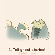 Tell Ghost Stories