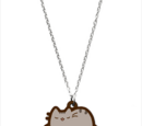 Marshmallow Nap Pusheen Necklace