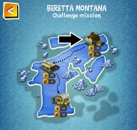 BERETTA MONTANA (HARD) map