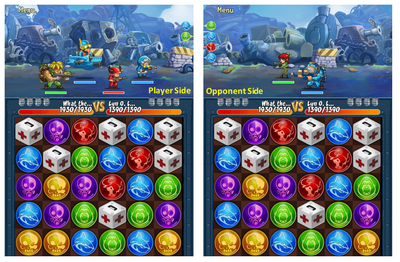 Arena Puzzle Battle