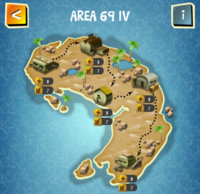 Area 69 IV map