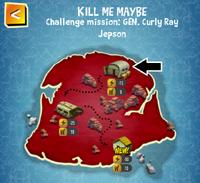 KILL ME MAYBE (HARD) map
