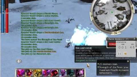 Mesmer Assassin solo Vaettir HM Farm - Reversed For Assassin