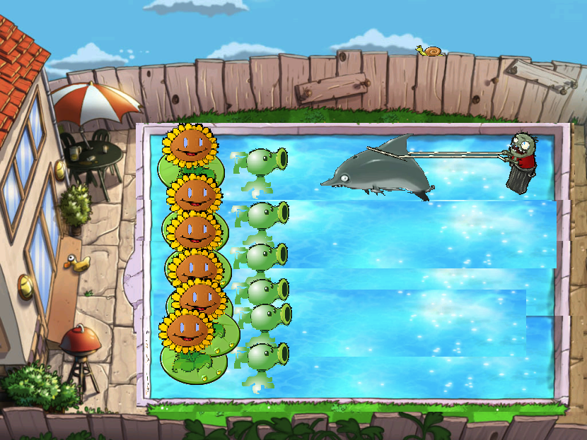 User Blog Rotembo Screenshots By Me Plants Vs Zombies
