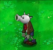 Spike pea zombie