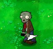 Knife zombie