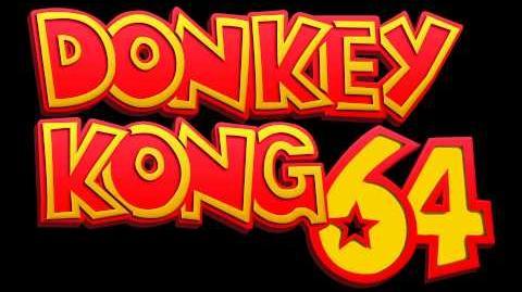 Crystal Caves - Donkey Kong 64