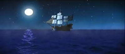 Unknown Ship