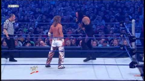 Inverted Atomic Drops - Shawn Michaels Wrestlemania 25