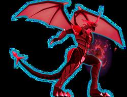 Sanguine Dragonoid