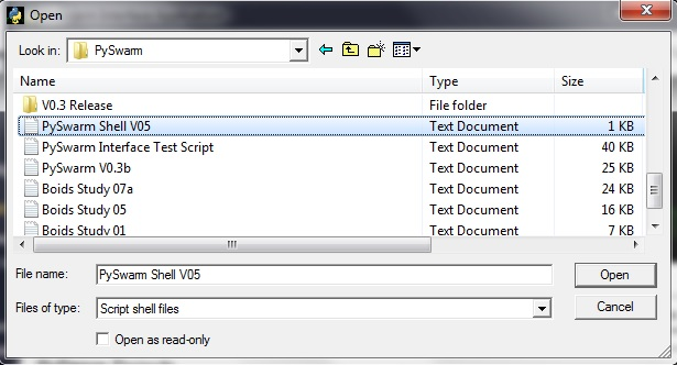 File:Selecting the Script Shell.jpg
