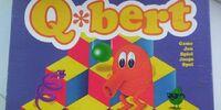 Q*bert (board game)