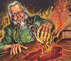 Alchemycard