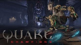 Quake Champions – Raw Gameplay Trailer