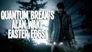 Quantum Break's Alan Wake Easter Eggs