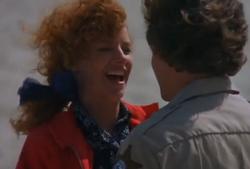 Cissy Davis and Sam as Sherriff Necaise