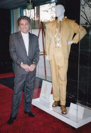 Me with Gold Suit