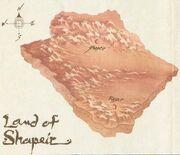 Landofshapeir