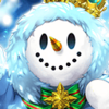 Roger (King of Snow) Icon