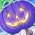 Blue Ice pumpkin Icon