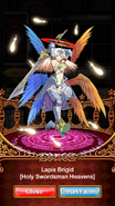 Lapis Brigid (Holy Swordsman Heavens) Full