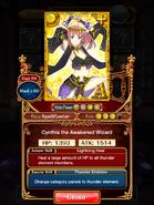 Cynthia the Awakened Wizard info