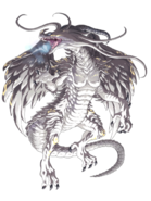 Celestial Holy Dragon transparent