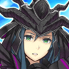 Hakua (Shooting Star of Darkness) Icon