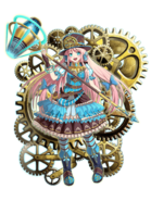 Yukka Ende (Time Traveler) transparent