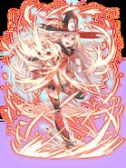 Lena Eruption (The Explosive Flames) transparent