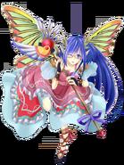 Fairy Priest transparent