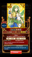 Claris (Goddess of the Crescent Moon) Stats