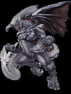 Metal Dragon transparent