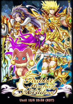 Rabbit, Mischief & Goddess Revisited Announcement