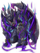 Testament Hail (The Ice Emperor of Hatred) transparent