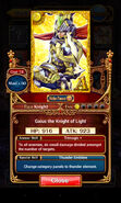 Gaius the Knight of Light