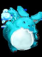 Rocher (Blue Eyes) transparent