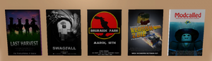 Posters in-game