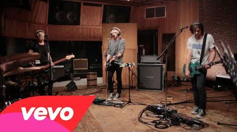 R5 - Heart Made Up On You (Studio Session) (VEVO LIFT) Brought To You By McDonald's