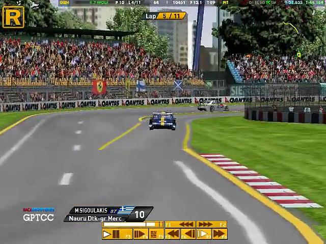 S2 Albert Park - Race 2