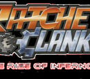 Ratchet & Clank: Rise of Infernox