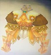Glory Armor-Ridley