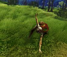 Patient zombie